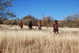 Homo sapien hunters